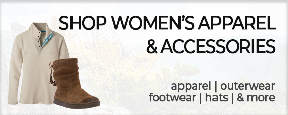 premium outdoor apparel and accessories for women