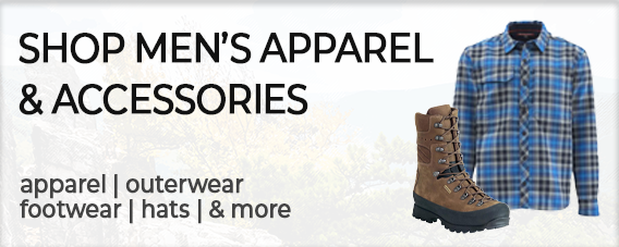 premium outdoor apparel and accessories for men
